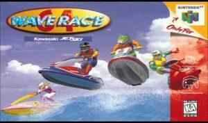 Wave Race 64 Rare