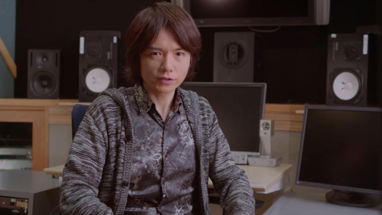 Masahiro Sakurai Satoru Iwata