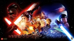 3ds LEGO Star Wars: Il Risveglio della Forza nuovi livelli trailer e3 2016 blaster DLC