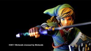 Link Action figure The Legend of Zelda: Skyward Sword