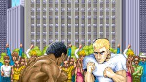 intro di Street Fighter II