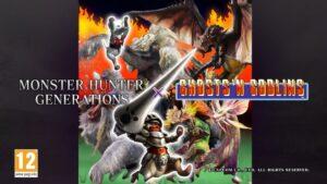 Monster Hunter Generations e Ghosts'n Goblins
