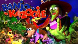 Activision Banjo Kazooie Rare