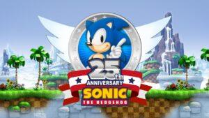 Sonic Anniversario annuncio