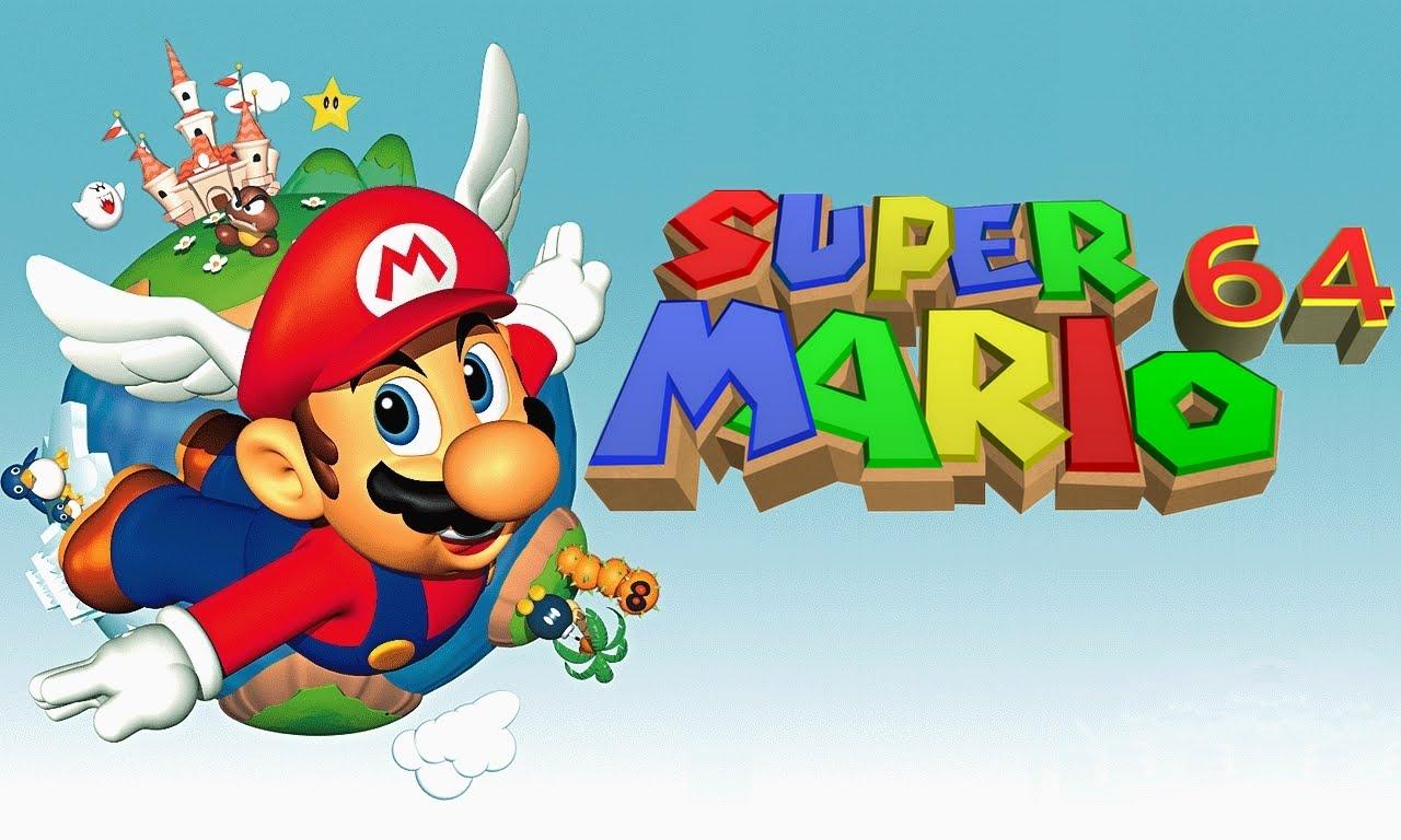 Super Mario 64 20 anni ventesimo anniversario prime immagini brevetti