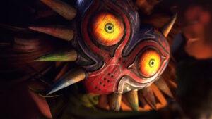 The Legend of Zelda: Majora's Mask corto animato EmberLab First 4 Figures Midna
