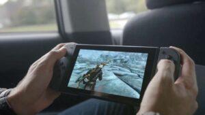 Nintendo Switch Red Dead Redemption 2 Michael Pachter Skyrim Todd Howard TouchSense Skyrim mod