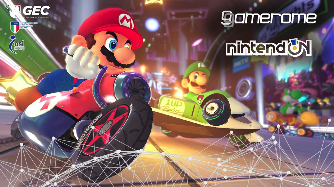 Mario Kart 8 GameRome