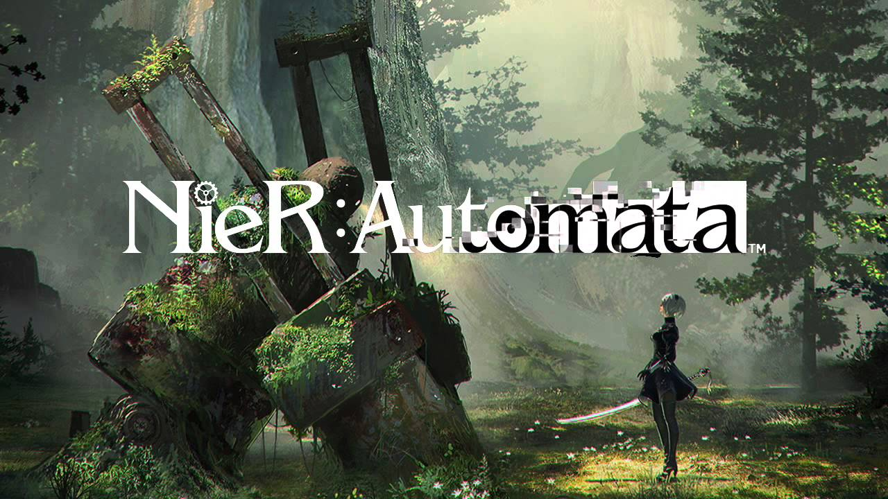 nier automata Nintendo Switch