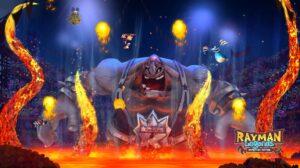 Rayman legends: Definitive Edition Nintendo Switch Michael Ancel