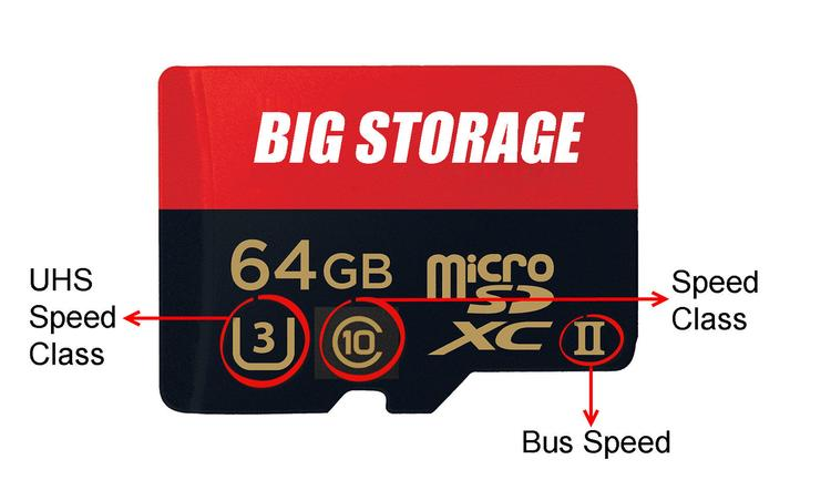 micro SD da 64GB nintendo switch
