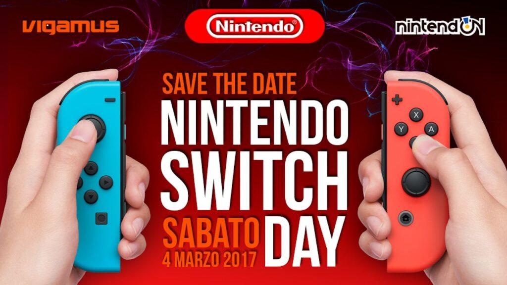 Nintendo Switch Day Vigamus NintendOn