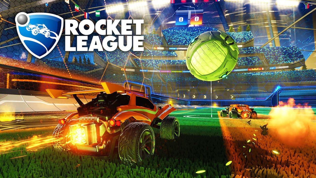 Rocket League Psyonix Nintendo Switch Cross-Platform