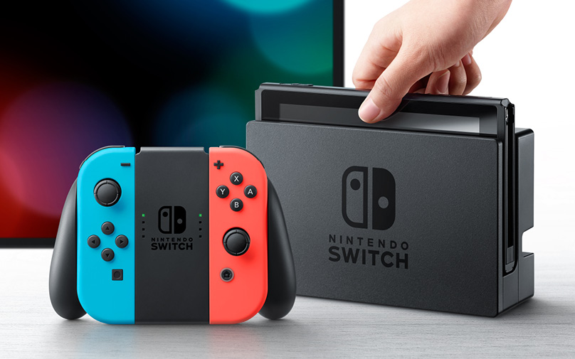 Nintendo Switch Cloud parental control applicazione