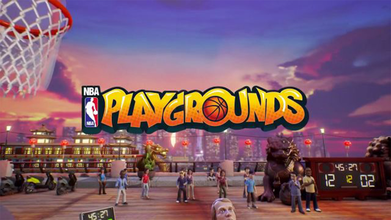 NBA Playgrounds roster