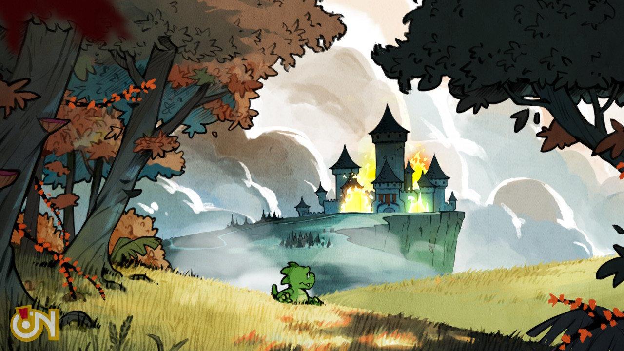 Immaginavo diverso il finale di Monster Land. Immaginate se nel prossimo Zelda vi dicessero che avete causato la distruzione dell'Hyrule Castle in botw...