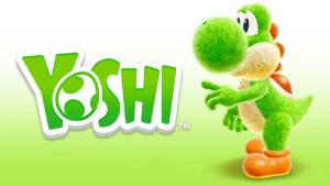Yoshi Switch star fox pikmin anime