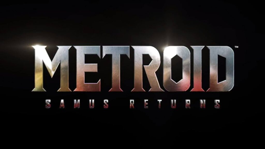 metroid samus returns nitendo 3ds e3 2017