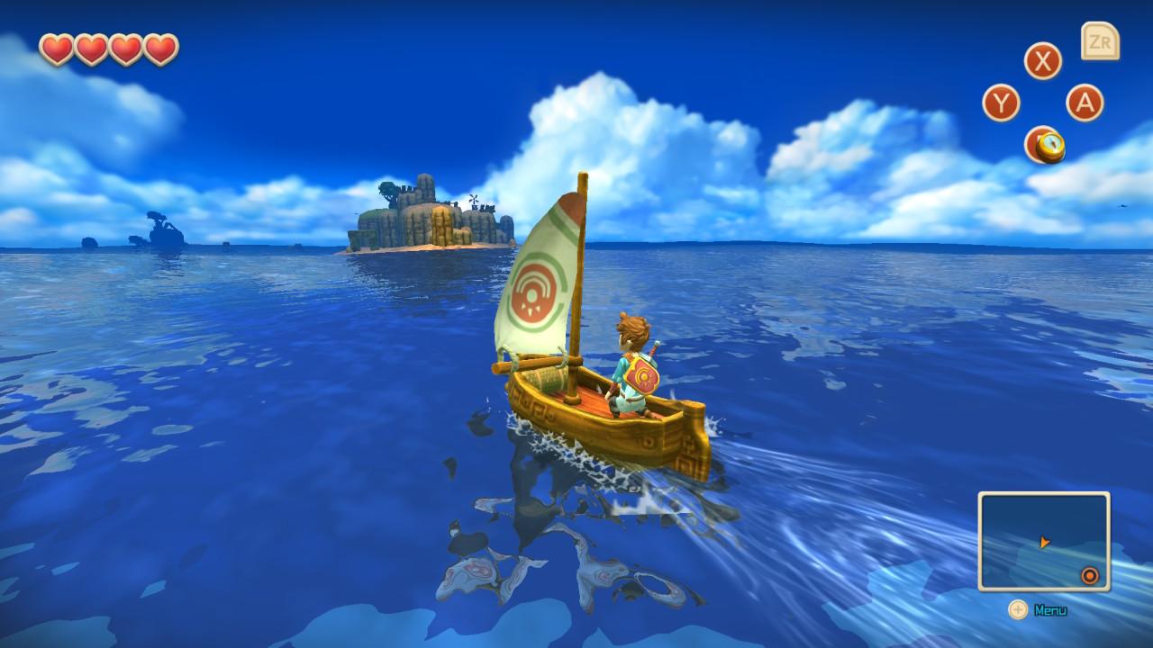 E si veleggia, destinazione: DIVERTIMENTO! (ironia portami via, dal gioco possibilmente)