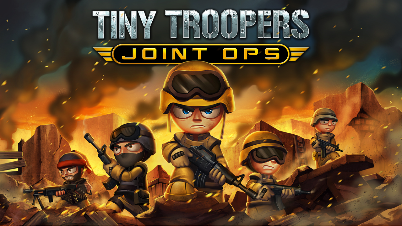 Tiny Troopers Joint Ops XL prossimamente in arrivo su Nintendo Switch
