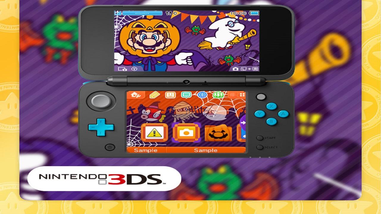 My Nintendo, in America tre nuovi temi dedicati ad Halloween