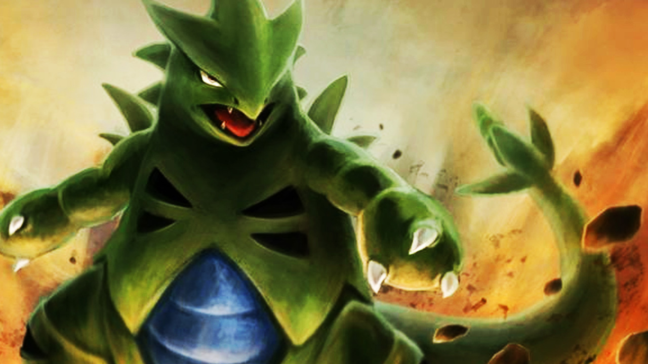 Pokémon GO, svelata la mossa speciale che Tyranitar imparerà durante il prossimo Community Day - NintendOn