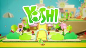 Yoshi Nintendo Switch platform