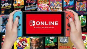 Nintendo Switch Online Wi-Fi