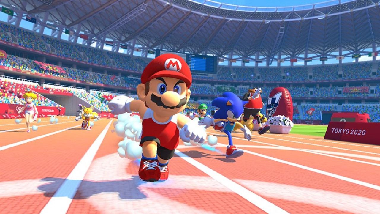 Mario e Sonic ai giochi olimpici di Tokyo 2020 1