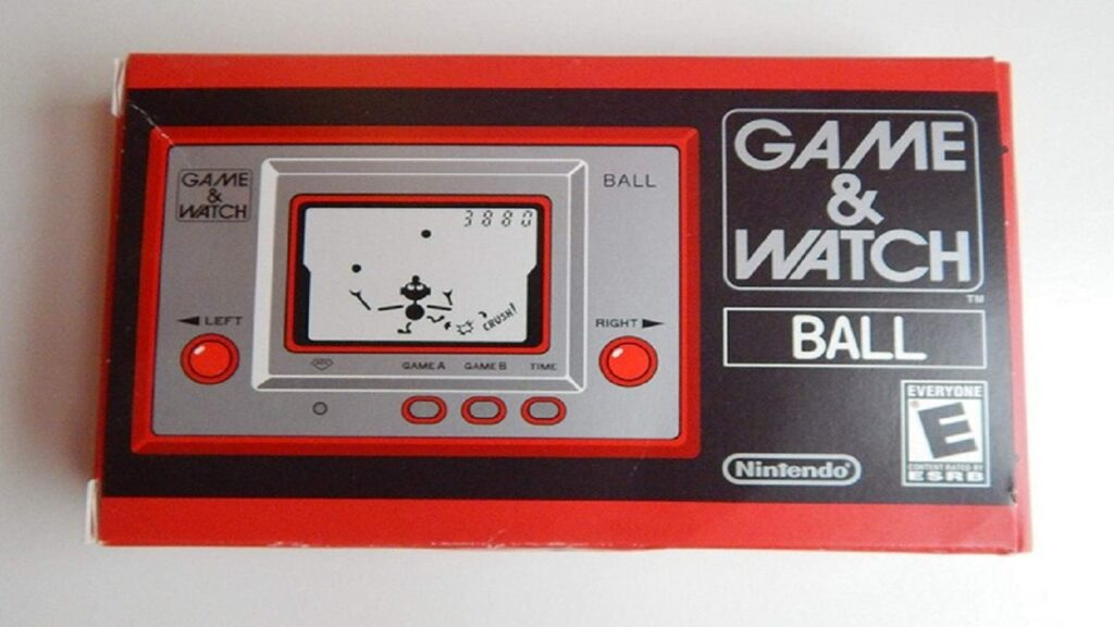 Game & Watch Nintendo compleanno 39 anni