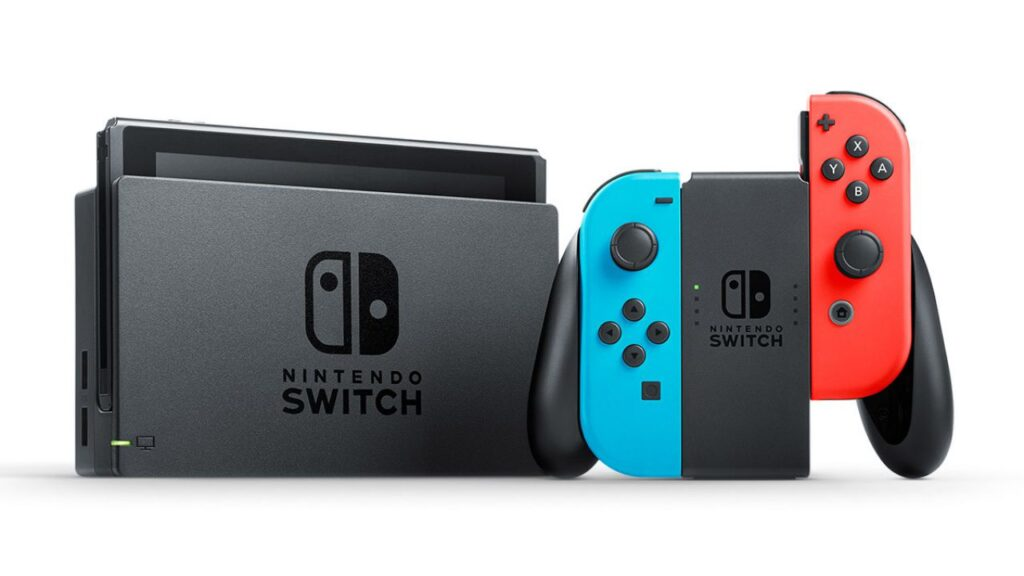 Nintendo Switch console Cina