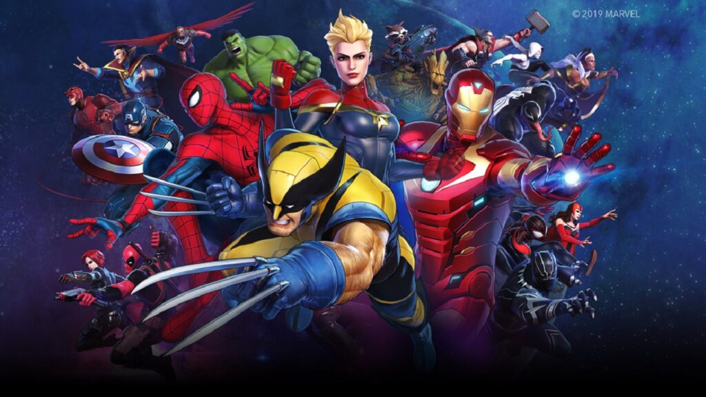Marvel Ultimate Alliance 3 dimensione