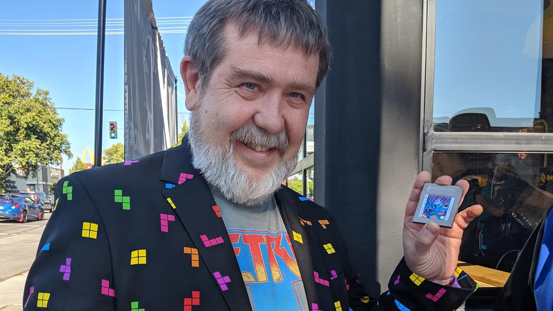 Alexey Pajitnov Tetris NintendOn