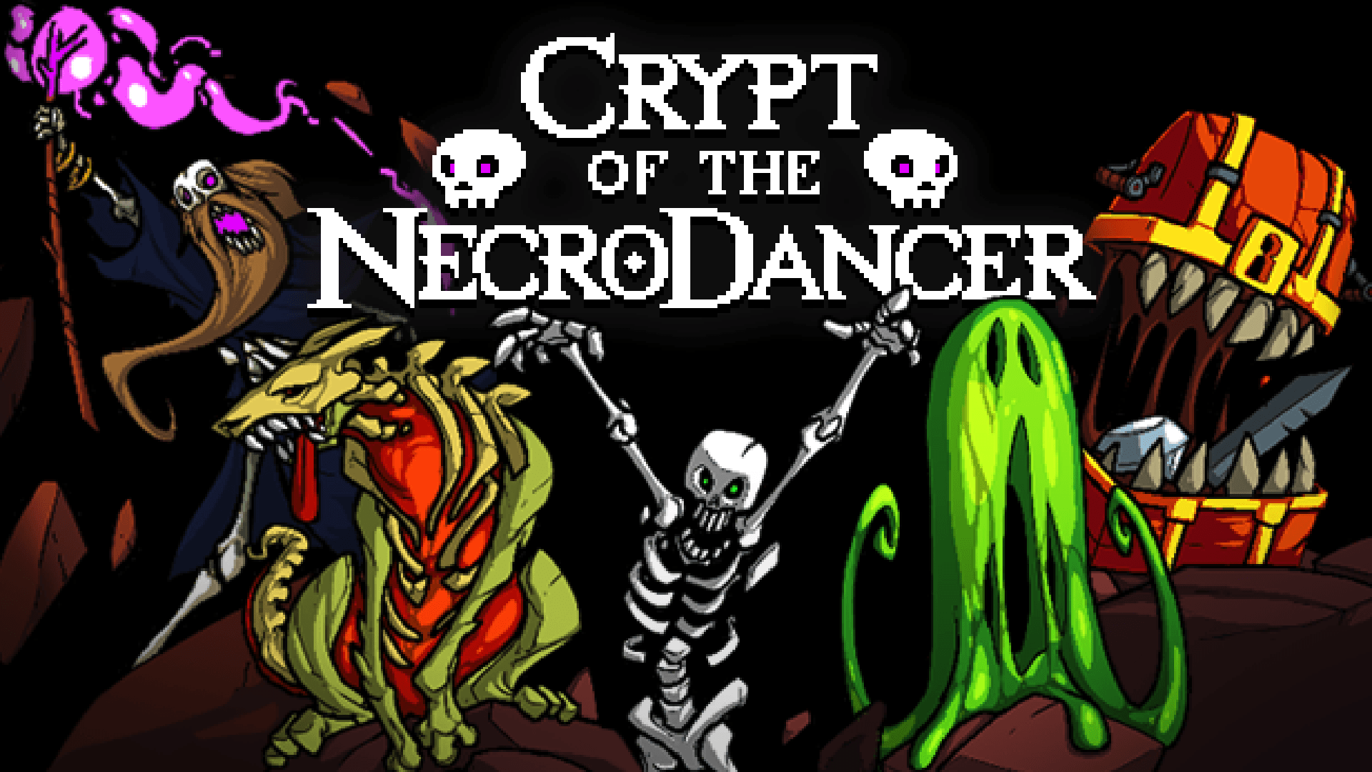 Crypt of the Necrodancer 2 NintendOn