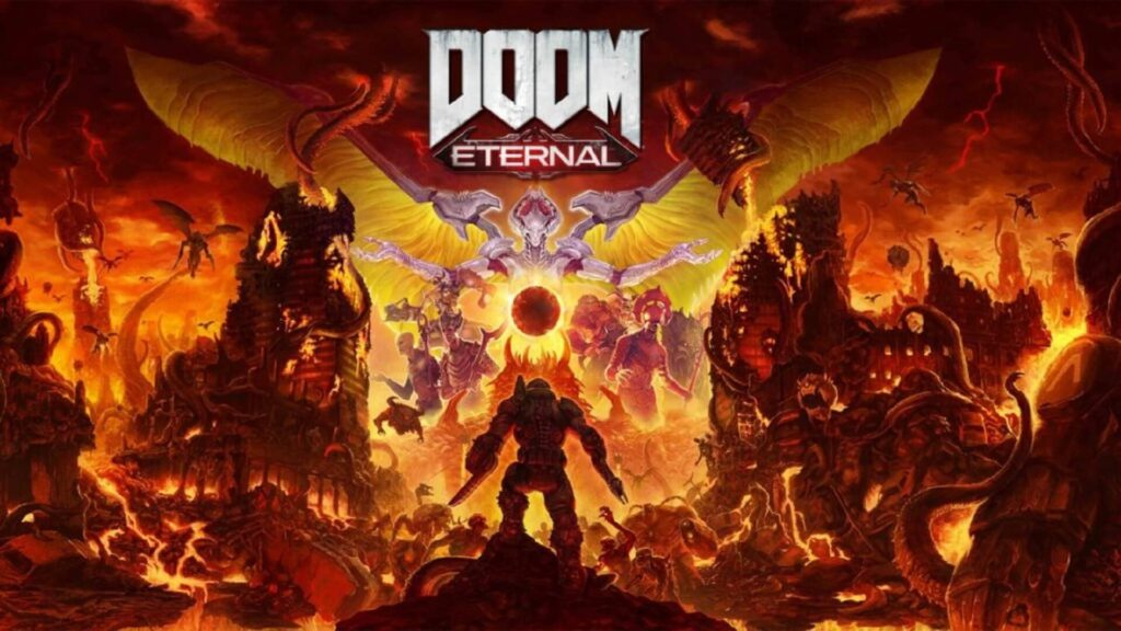 Doom Eternal Nintendo Switch NintendOn