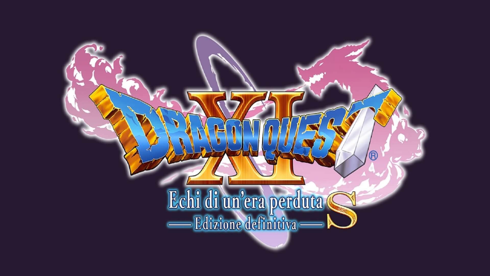 Dragon Quest XI S Echi di un'era perduta Definitive Edition