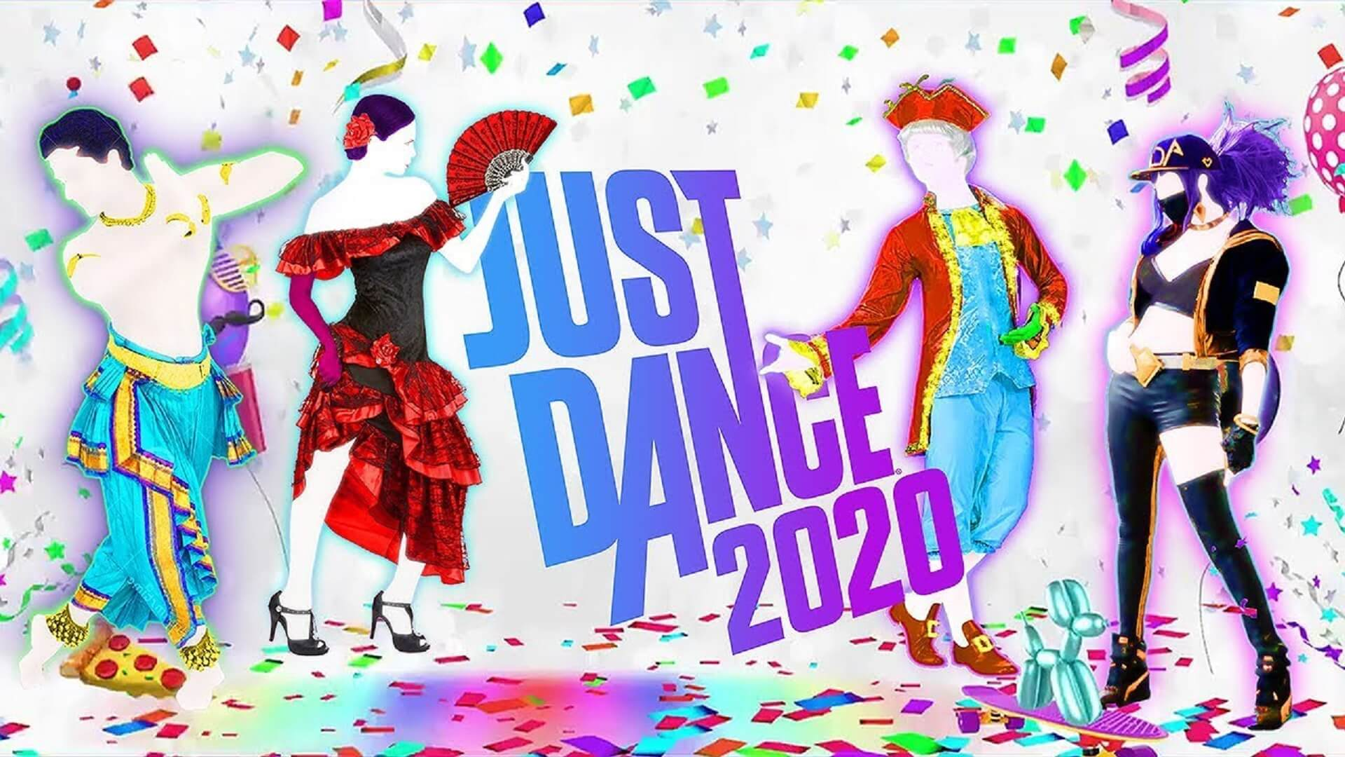 Just Dance 2020 Nintendo Switch NintendOn