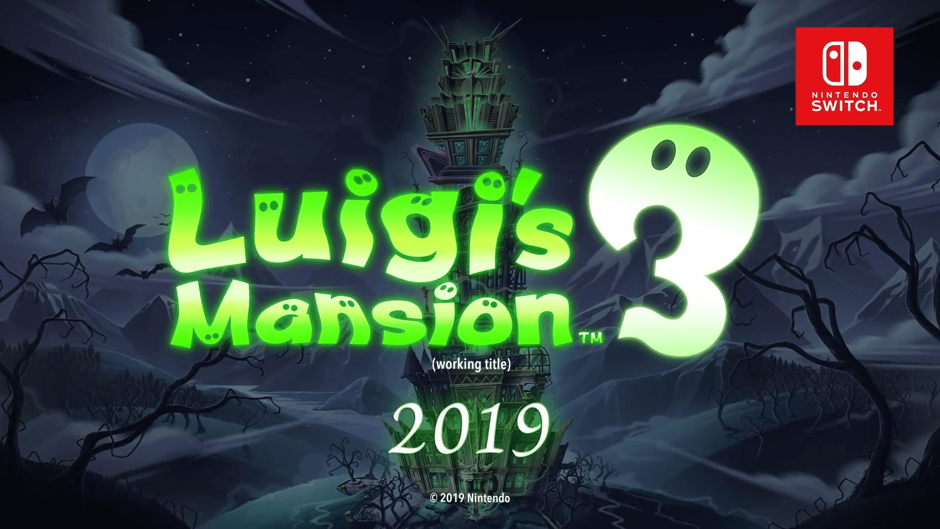 Luigi's Mansion 3 NintendOn