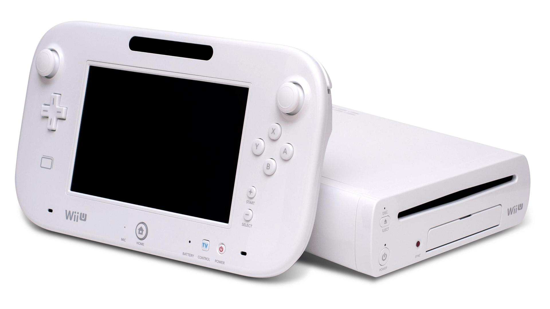 Nintendo Wii U console aggiornamento 5.5.4 NintendOn