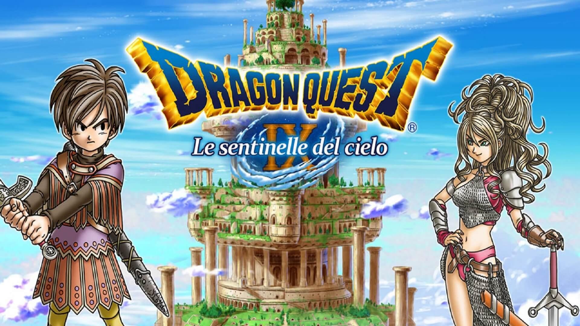 Dragon Quest IX Le sentinelle del cielo