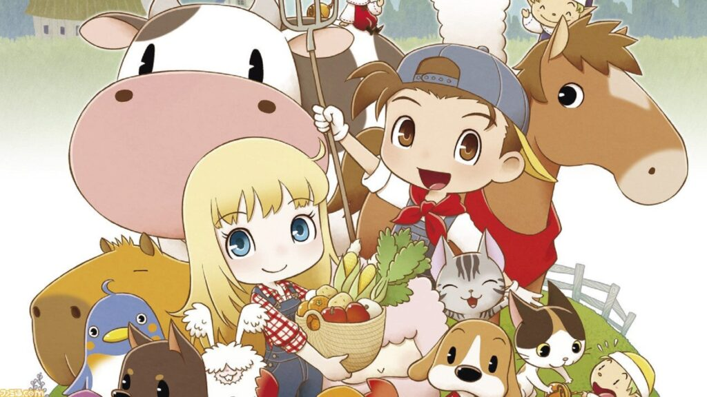 Harvest Moon Friend of Mineral Town NintendOn