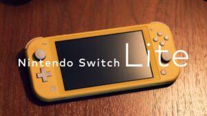 Nintendo Switch Lite-NintendOn