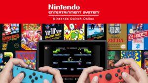 Nintendo Switch Online NES NintendOn
