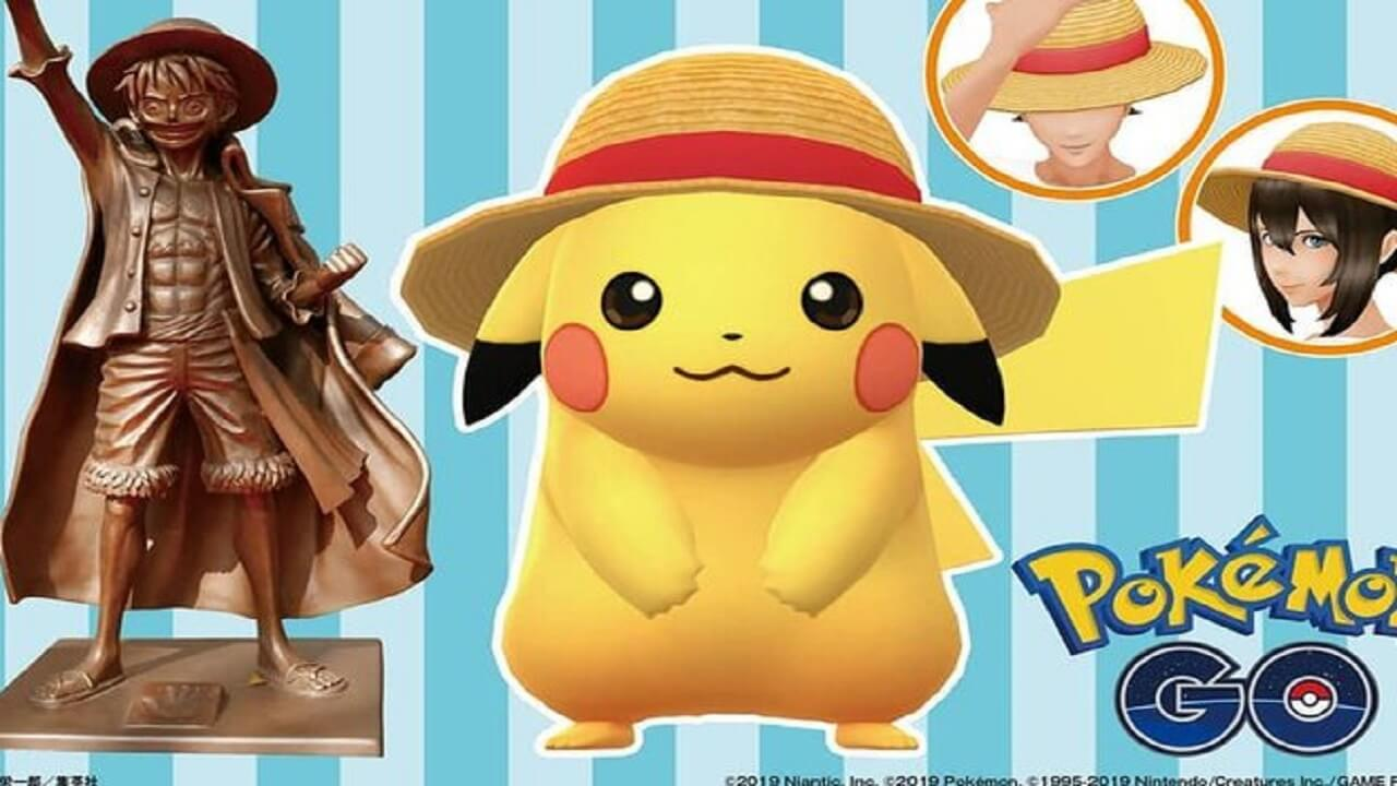 Pokémon GO One Piece NintendOn