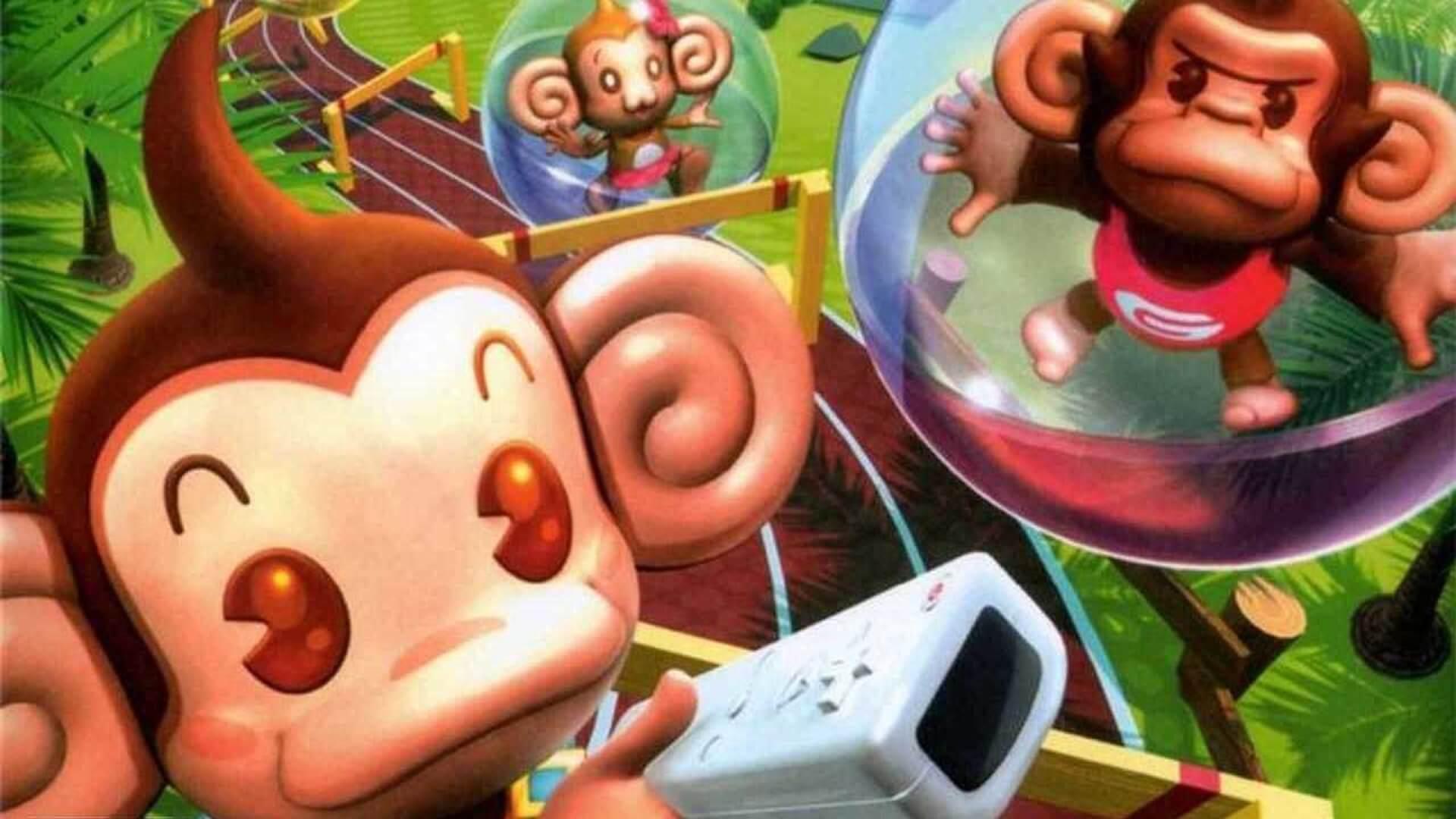 Super Monkey Ball Banana Blitz HD NintendOn