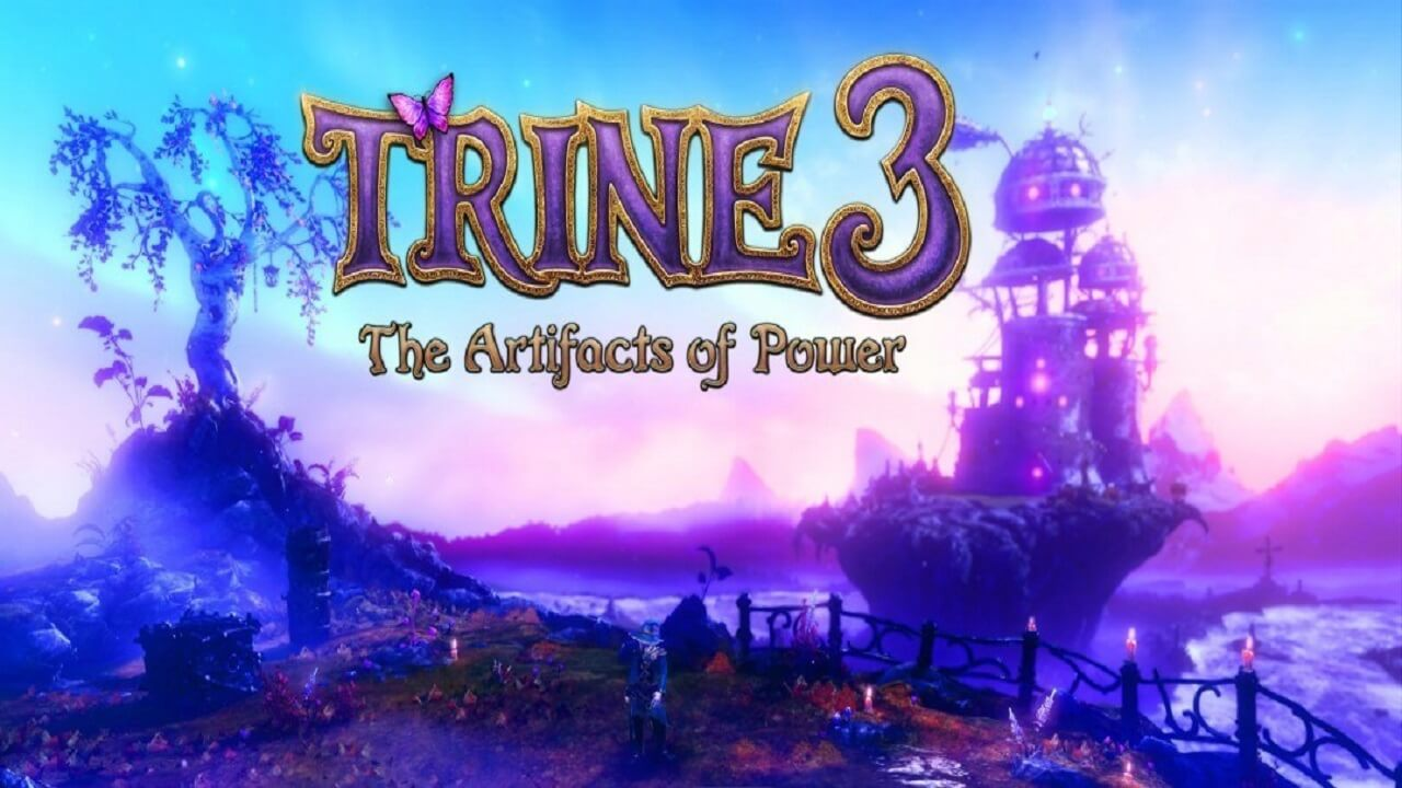 Trine 3 The artifacts of power NintendOn