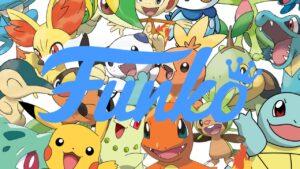 Pokémon Funko Pop Line