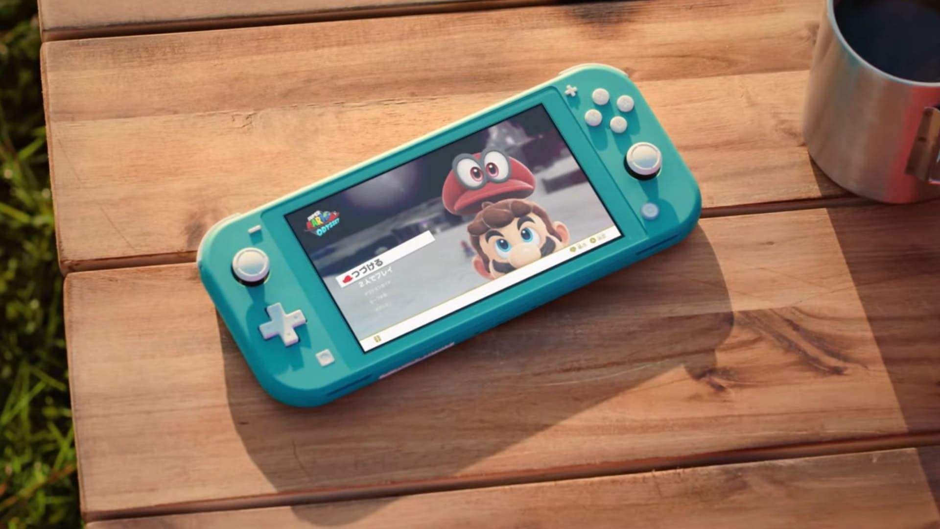 Switch Lite NintendOn