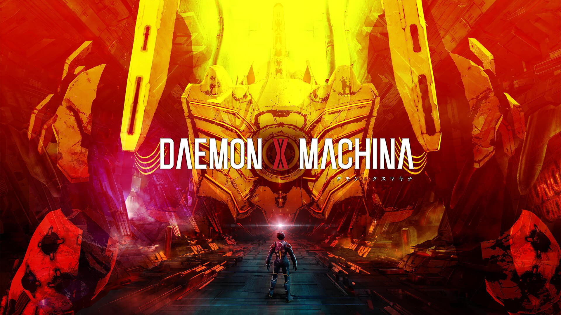 Daemon X Machina Copertina NintendOn