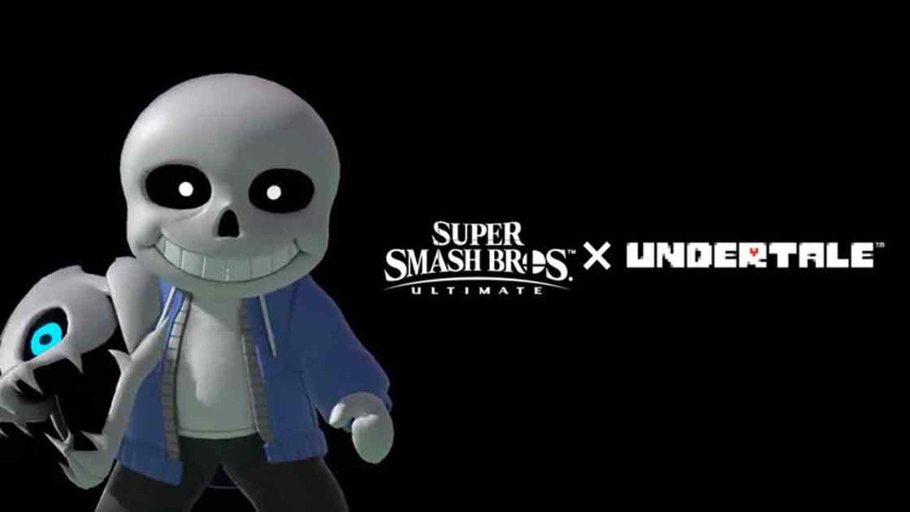 Sans Super Smash Bros. Ultimate